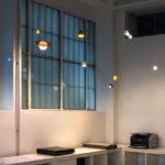 Lab inside . the lights . design Massimo Cavana