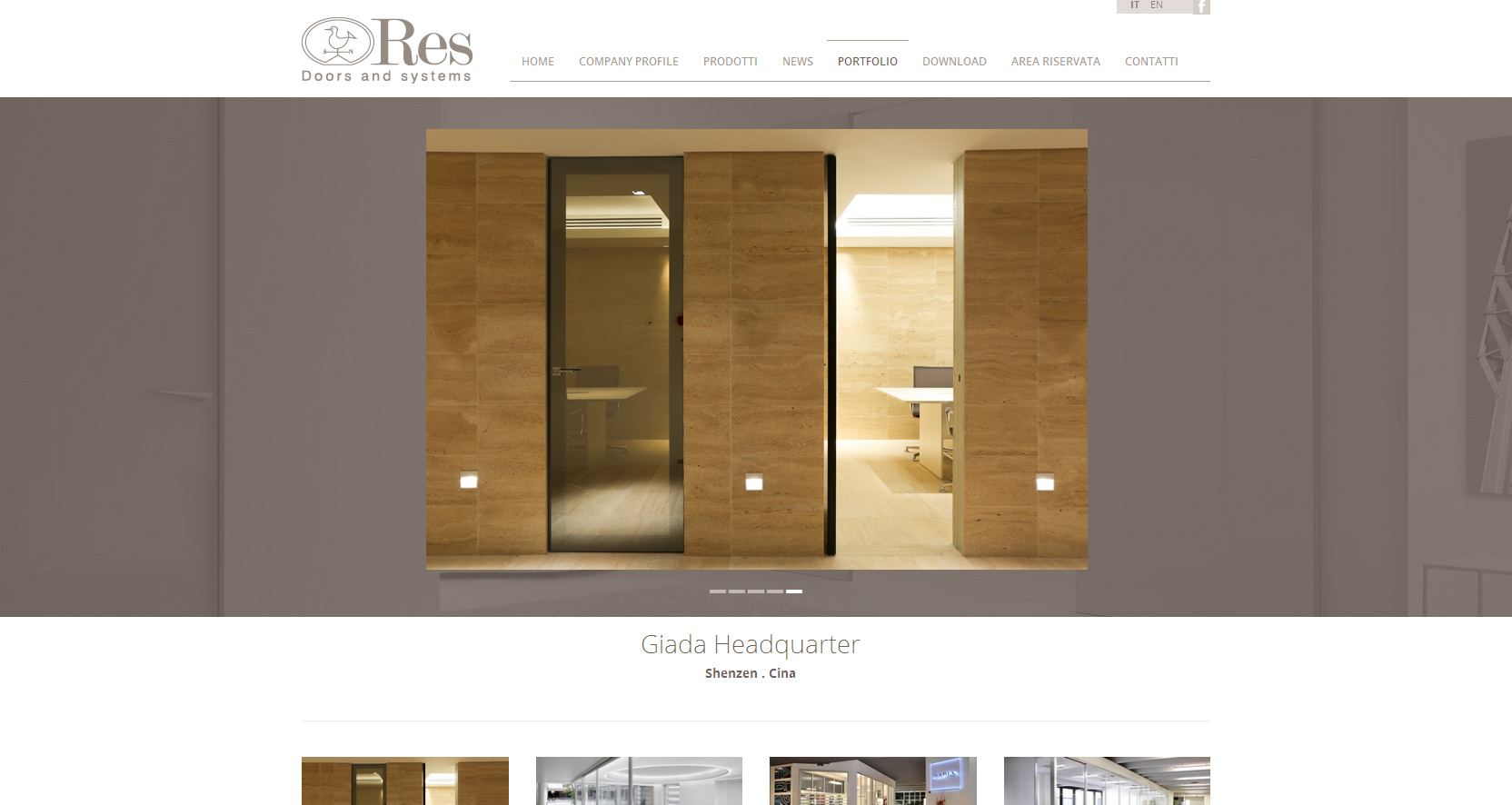 Date  sc 1 st  Massimo Cavana & website for Res door and systems by Massimo Cavana